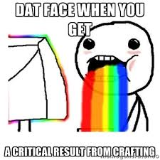 Craft Meme - image meme critical craft jpg game of thrones ascent wiki