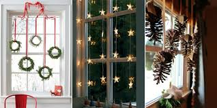 christmas window decorations top 10 bright and sparkling christmas window decoration ideas