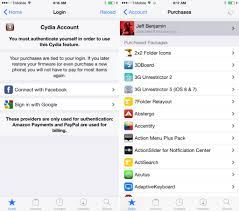 cydia receives a visual update that ushers in a flatter more