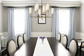 Dining Room Curtains Homeecorationining Room Furniture Interior Elegant Contemporary