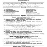 Sample Resume For Customer Service Manager by Customer Experience Retail Manager Resume Sample Writing Resume