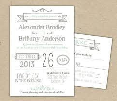 vintage wedding anniversary invitations tags elegant vintage