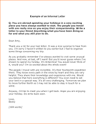 how to write in formal letter gallery letter format examples