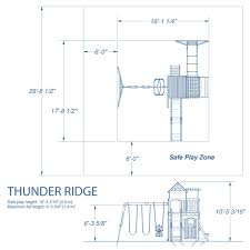 cedar playsets plans for angstrom new wooden playset