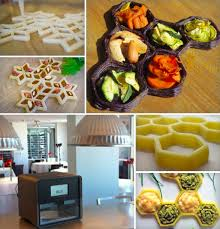 creation cuisine 3d will 3d printing food be mainstream