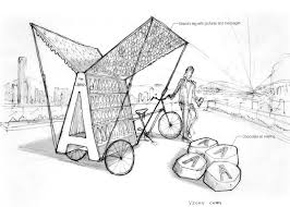 the artist bike avoid obvious architects