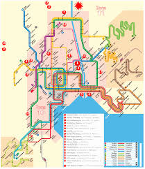 New Orleans Rta Map by Lugano U0027s Public Transportation Map Lugano Pinterest Lugano