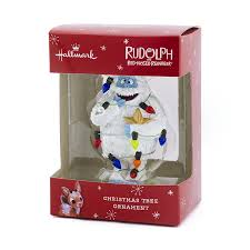 amazon com hallmark bumble the abominable snowman from rudolph