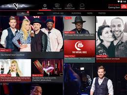 the voice apk the voice uk apk free entertainment app for android