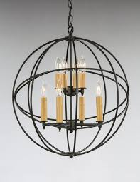 Country Chandelier Hand Crafted High Style Country Chandeliers The Federalist