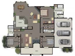 2d house plans software infotech computer center interior drawing