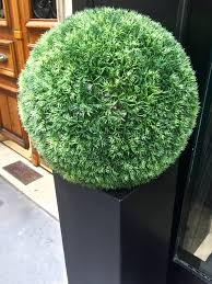 Fake Shrubs On The Street 10 Garden Ideas To Steal From Paris Gardenista