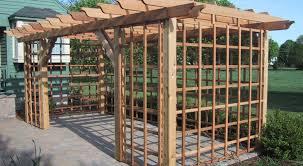 Pergola Ideas For Small Backyards Patio U0026 Pergola Pergola Design Plans Noticeable Small Backyard