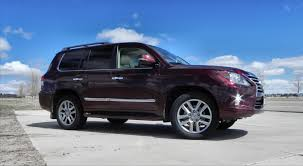 toyota lexus 2014 2014 lexus lx570 offroad just got luxurious carnewscafe