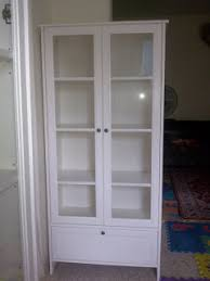 Ikea Bookcase With Glass Doors Ikea Smadal Bookcase With Glass Doors Reserved Rm260