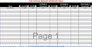 weight loss certificate template resume moves that can help you
