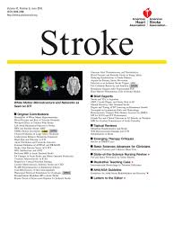 heart rate variability and incident stroke stroke