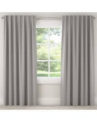 Light Gray Blackout Curtains Slash Prices On Blackout Zuma Curtain Panel Light Gray 50