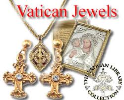 the vatican library collection vatican jewels and jewlery from the vatican library collection