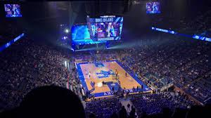 rupp arena new score board 4k a youtube