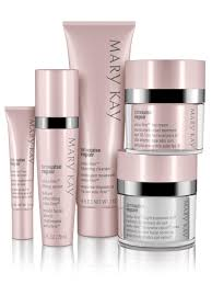 It Works Skin Care Reviews Timewise Repair Volu Firm Set Mary Kay
