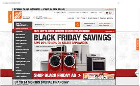 black friday for home depot black friday 2014 is like a prom for ecommerce merchandising