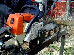 Firewood Saw Bench Can Cervera Montseny Suport Motoserra Cutting Logs On Chainsaw