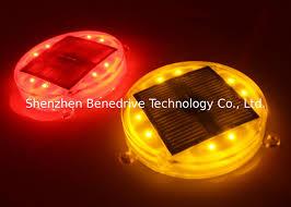 v 300mah solar inground lights blinking led wall washers outdoor