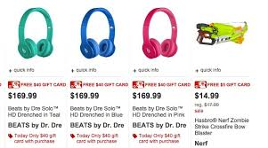 cyber deal black friday target target cyber friday deals on zoomer beats u0026 more ftm