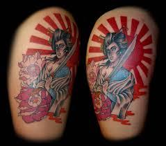 japanese tattoo art and designs