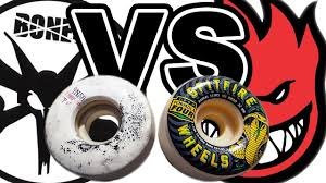 formula 4 spitfire bones wheels stf vs spitfire formula four best skateboard wheels