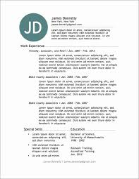 free templates for resume free downloadable resume templates for word inspirational resume