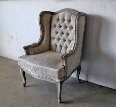 French Wingback Chair Passionately French Furniture Classic And Modern Second Charm