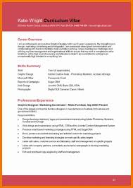 Sample Resume For Photographer 9 Graphic Designer Sample Cv Resume Holder
