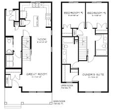 Tamarack Floor Plans by Eclipse Tamarack Common 10499 Pacesetter Homes