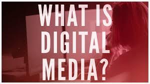 what is digital media youtube