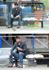 Keanu Reeve Meme - keanu is sad sad keanu know your meme