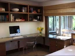 Computer Desk Modern Design by Small Office Wonderful White Green Glass Wood Modern Design