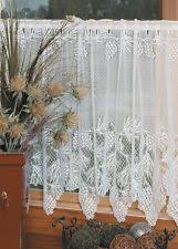 Lace Cafe Curtains Lace Cafe Tier Curtains Ebay
