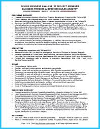 Resume Indeed Best Secrets About Creating Effective Business Systems Analyst Resume