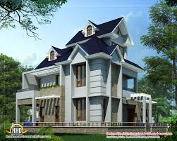 unique home designs march 2012 kerala home design and floor plans