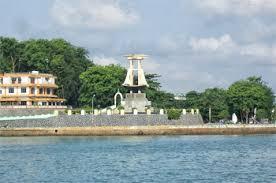 tanjung pinang riau main port town on bintan island where trade