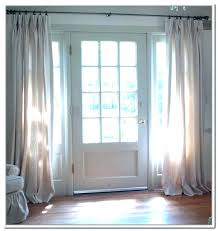 Side Panel Curtains Sidelight Panel Curtains Front Door Inspirations Side Panel