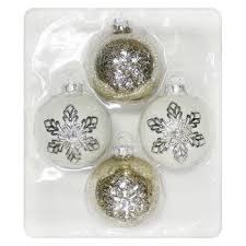 glass ornaments tree decorations target