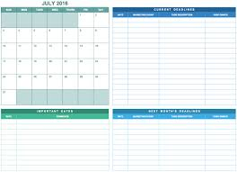 operational plan template excel annual business power cmerge
