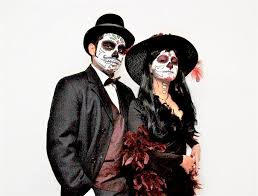day of dead costume mexican day of the dead calacas costume imgur