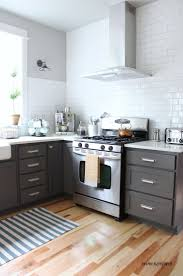 Two Tone Kitchen by Best 25 Menards Kitchen Cabinets Ideas On Pinterest