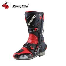 street riding boots online get cheap protective gear shoes aliexpress com alibaba group