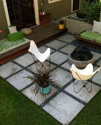 Best  Cheap Backyard Ideas Ideas On Pinterest Landscaping - Small backyard designs on a budget
