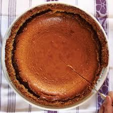 Gingersnap Pumpkin Cheesecake by Pumpkin Cheesecake Recipe Saveur